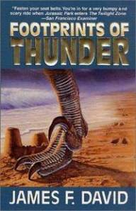 Footprints of Thunder cover